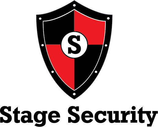 Stage Security Shield Logo