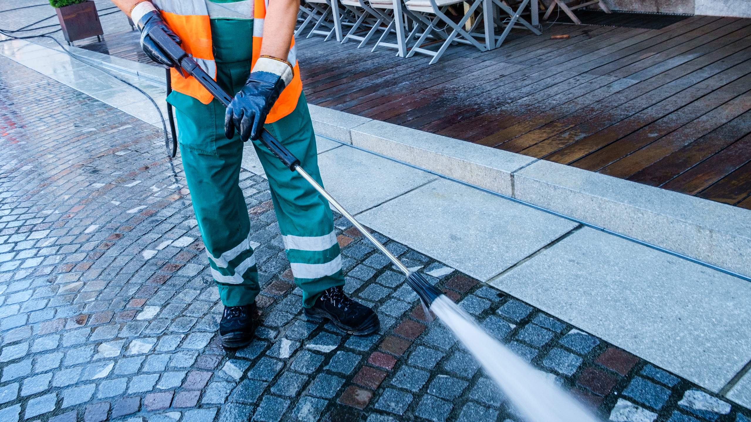 Waste Services   Industrial Cleaning