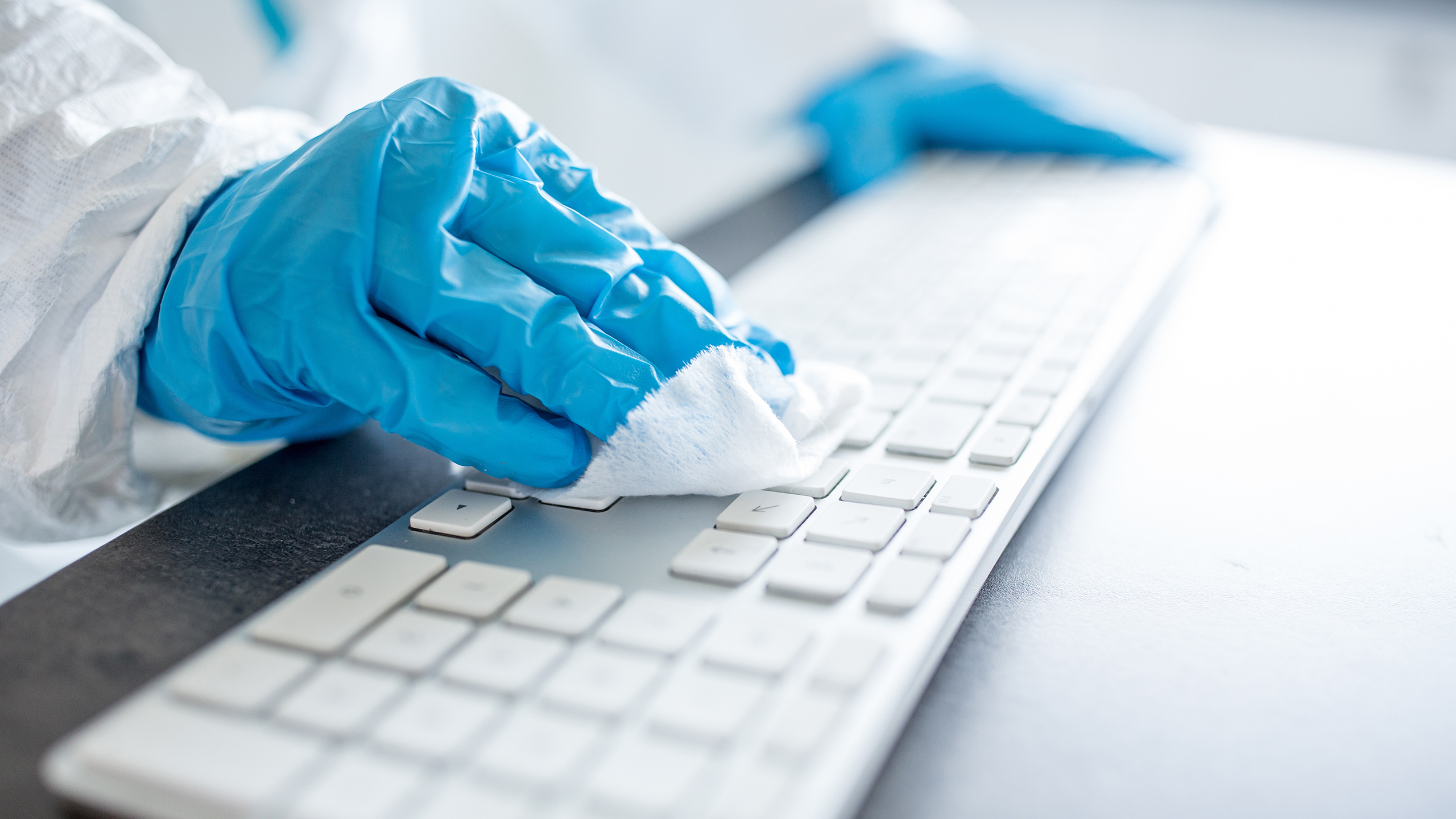 COVID-19 Services | IT Equipment Cleaning