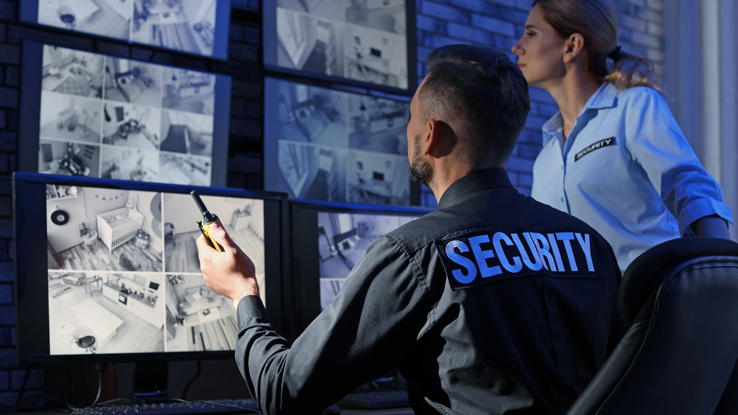Security Services | Bespoke Security