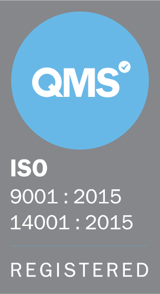 ISO - 9001 and 14001 Registered