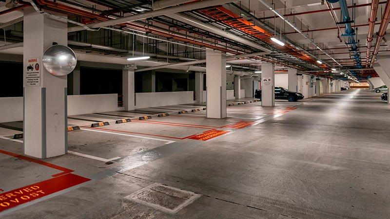 Car Park Management | Trusted Facilities Management
