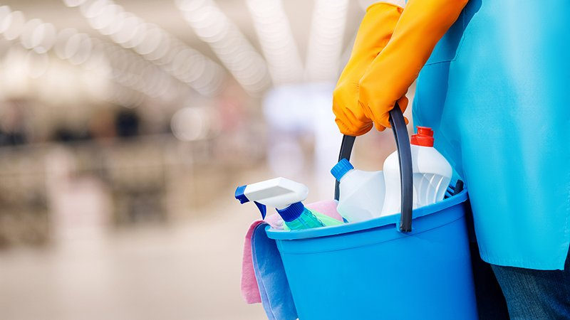 Cleaning Services | Trusted Facilities Management
