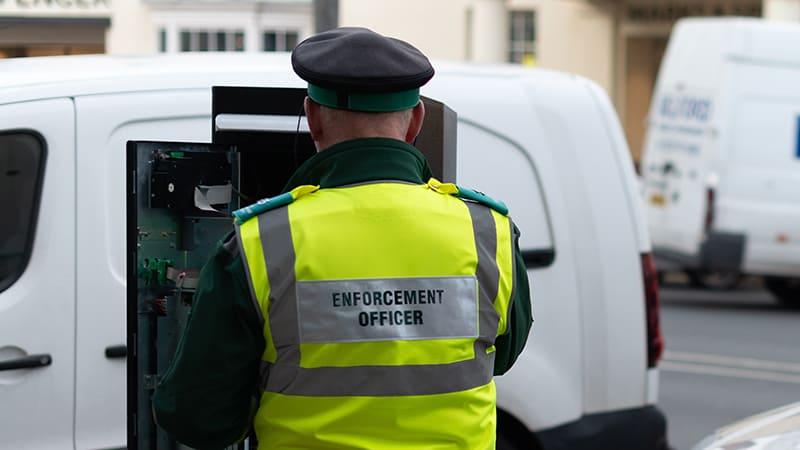 Car Park Enforcement | IPSERV - Trusted Facilities Management