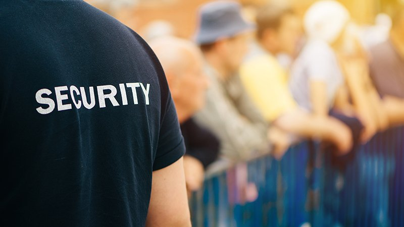 Security Services | Trusted Facilities Management