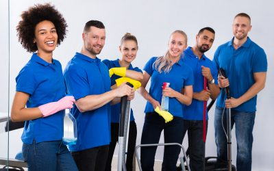 Why our Cleaning team love working for us